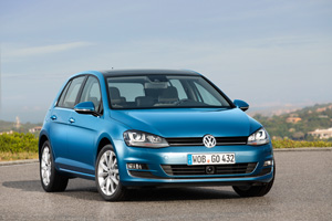 Nowy Golf został wybrany World Car of the Year
