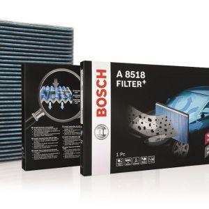 Nowość - filtr kabinowy Bosch+