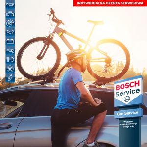Zapraszamy do Bosch Car Serwis na akcje #SezonNaAuto